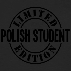 polish student limited edition stamp cop - Men's Premium Longsleeve Shirt