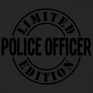 police officer limited edition stamp cop - Men's Premium Longsleeve Shirt