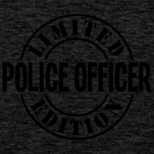 police officer limited edition stamp cop - Men's Premium Tank Top