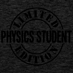 physics student limited edition stamp co - Men's Premium Tank Top