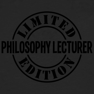 philosophy lecturer limited edition stam - Men's Premium Longsleeve Shirt