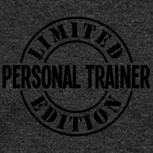 personal trainer limited edition stamp c - Women's Boat Neck Long Sleeve Top