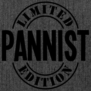 pannist limited edition stamp - Shoulder Bag made from recycled material