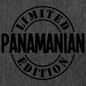 panamanian limited edition stamp - Shoulder Bag made from recycled material