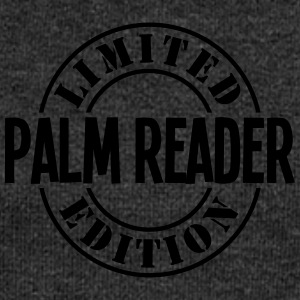 palm reader limited edition stamp - Women's Boat Neck Long Sleeve Top