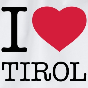 I LOVE TIROL - Turnbeutel