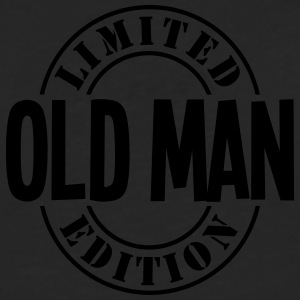 old man limited edition stamp - Men's Premium Longsleeve Shirt