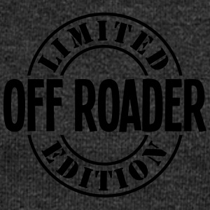 off roader limited edition stamp - Women's Boat Neck Long Sleeve Top