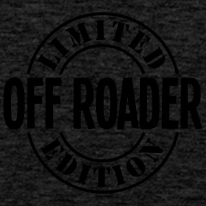 off roader limited edition stamp - Men's Premium Tank Top