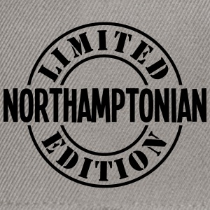 northamptonian limited edition stamp cop - Snapback Cap