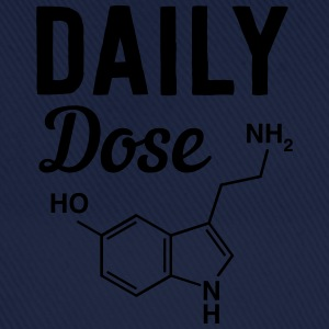 Daily Dose of Serotonin T-Shirts - Baseball Cap