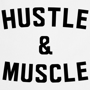 Hustle and Muscle Sports wear - Cooking Apron