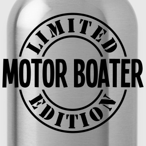 motor boater limited edition stamp - Water Bottle