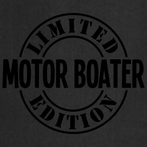 motor boater limited edition stamp - Cooking Apron