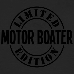motor boater limited edition stamp - Men's Premium Longsleeve Shirt