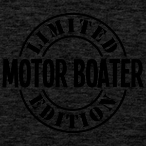 motor boater limited edition stamp - Men's Premium Tank Top