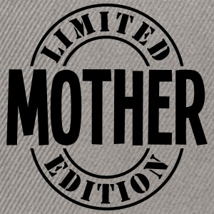 mother limited edition stamp - Snapback Cap
