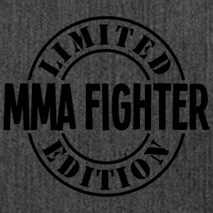 mma fighter limited edition stamp - Shoulder Bag made from recycled material