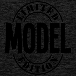 model limited edition stamp - Men's Premium Tank Top