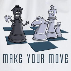 chess_make_your ve_11_2016 T-Shirts - Turnbeutel
