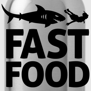 fast food T-shirts - Drinkfles
