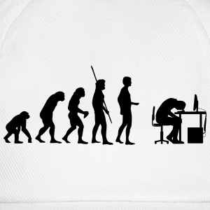 Evolution PC Kaputt T-skjorter - Baseballcap