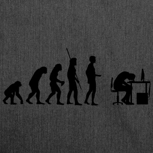 Evolution PC Kaputt T-shirts - Schoudertas van gerecycled materiaal