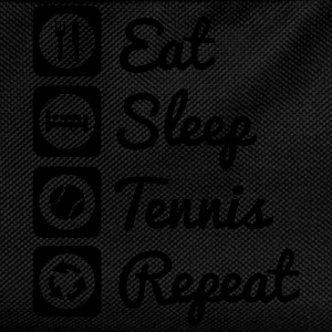 Eat,sleep,tennis,repeat tennis shirt - Rugzak voor kinderen