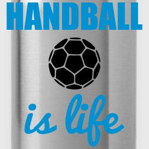 Handball is life  - Drinkfles