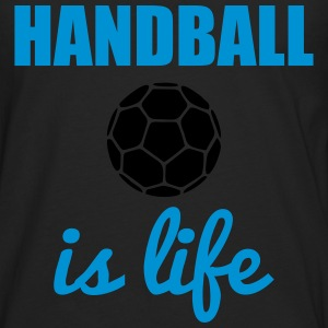 Handball is life  - Men's Premium Longsleeve Shirt