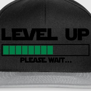 Level up please wait - Casquette snapback
