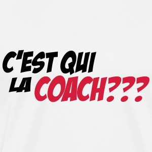 LA COACH Sweat-shirts - T-shirt Premium Homme