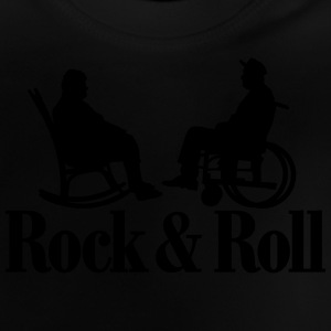 Rock / Roll 1clr New T-shirts - Baby T-shirt