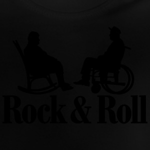 Rock n Roll 1clr New Tee shirts - T-shirt Bébé
