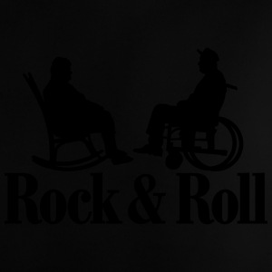 Rock / Roll 1clr New Bags & Backpacks - Baby T-Shirt