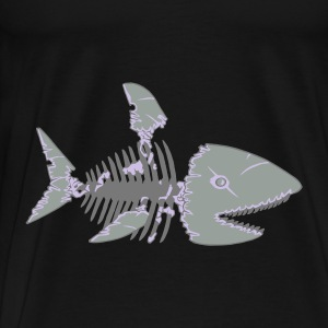 Sharkbone Hoodies & Sweatshirts - Men's Premium T-Shirt