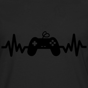 gaming is life -  gaming T-Shirts - Men's Premium Longsleeve Shirt