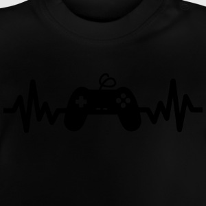 gaming is life -  gaming  Shirts - Baby T-shirt