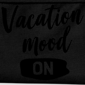 Vacation mood on T-Shirts - Kids' Backpack