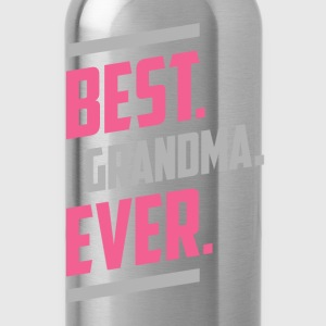 Best. Grandma. Ever. Tees - Water Bottle