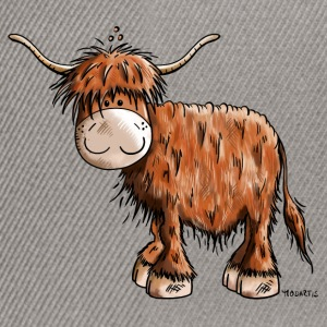 Highland Cattle T-Shirts - Snapback Cap