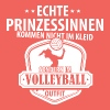 Prinzessin Volleyball T-Shirts - Frauen Premium T-Shirt