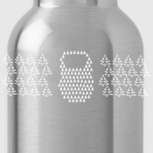 Kettlebell Christmas Tops - Water Bottle