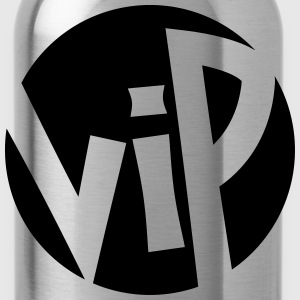 Circle sportcool logo design vip very important pe T-Shirts - Water Bottle