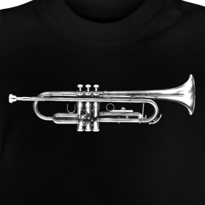 Trumpet Long Sleeve Shirts - Baby T-Shirt