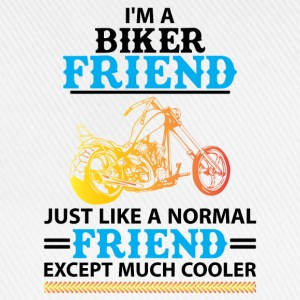 Biker Friend... T-Shirts - Baseball Cap