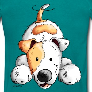 Dulce Jack Russell terrier Sudaderas - Camiseta hombre