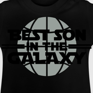 Best Son In The Galaxy Hoodies - Baby T-Shirt