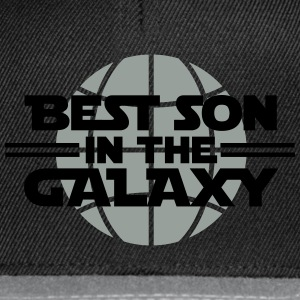 Best Son In The Galaxy Tröjor - Snapbackkeps