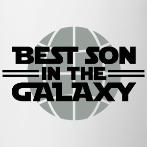 Best Son In The Galaxy Knappar - Mugg